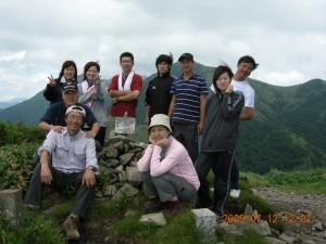 堂ケ森登山 087